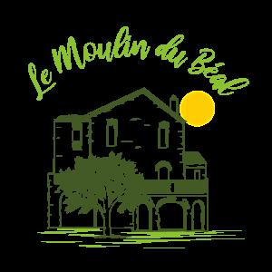 Logo Gîte de groupe Le Moulin du Béal à Nyons en Drôme Provençale